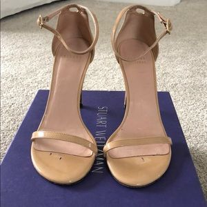 Stuart Weitzman The nudist sandal size 7.5 (37.5)